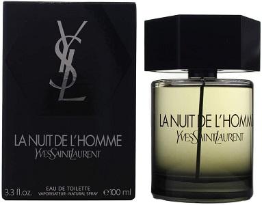 Il miglior profumo da uomo secondo le donne: Yves Saint Laurent La Nuit De L'homme